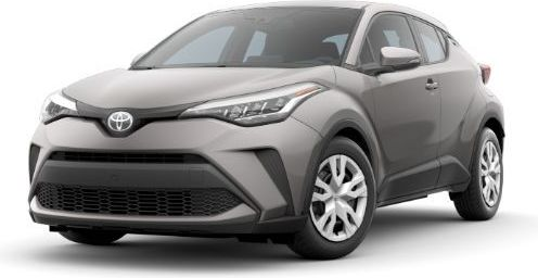 Subcompact Crossover/SUVs Vehicle