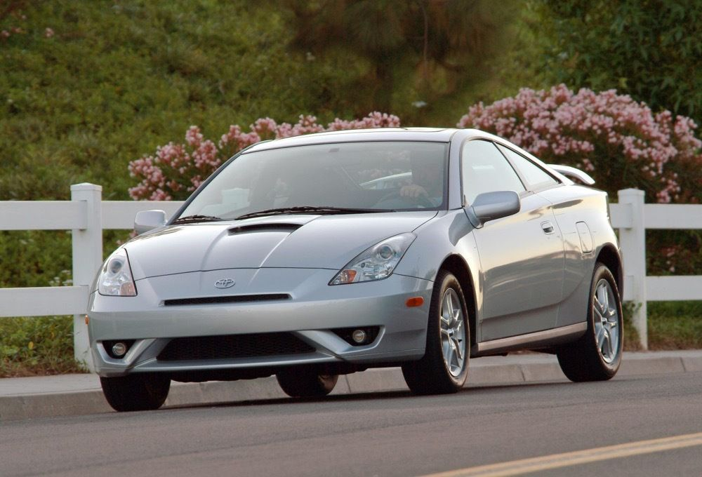 2005 Toyota Celica Banner