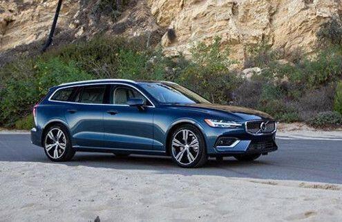 2021 Volvo V60 Banner