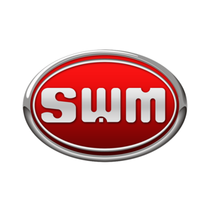Speedy Working Motors (SWM) Logo