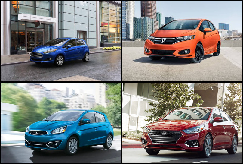 2019 2019 Best Selling Subcompact Cars Market Share Graph